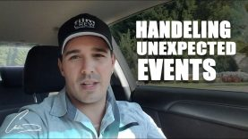 Handeling Unexpected Events