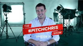 Episode 10 of #PitchChris: Cameras for Documentaries? Production Insurance and Funding? And…. How does a movie get made?