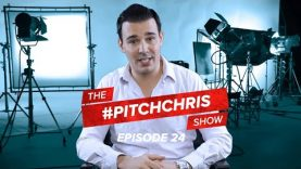 #PitchChris Epidode 24! Are you a producer and need representation? What's more important, being creative or the bottom line? Graduating soon.. how do you network?