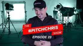 #PitchChris Episode 23! Getting Rights to a Remake – A Successful Resume – How to not get Typecast