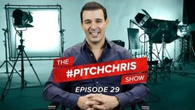 #PitchChris Episode 029: Networking on Social Media, Your Day Job & Film Career and How do you go from a Theater Actor to a Film Actor?