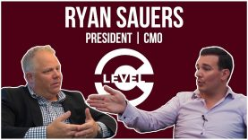 From learning about sales as a child to speaking about it on stage. Ryan Sauers fills us in
